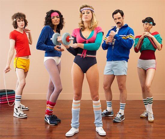 Throwback Halloween Workout Costumes! – POWER SCULPT FITNESS BLOG
