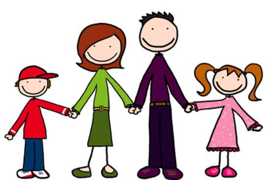 Family And Community Clipart - Clipart Kid